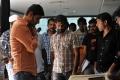 Mahesn Babu, Srikanth Addala, Dil Raju at SVSC Latest Working Stills