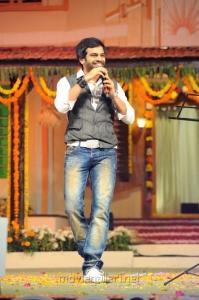 Singer Sree Ramachandra at SVSC Movie Audio Release Function Photos
