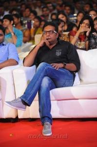 Actor Prakash Raj at SVSC Movie Audio Release Function Photos