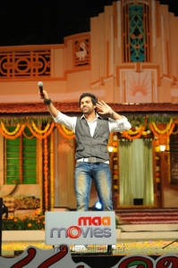 Singer Sri Ramachandra at SVSC Movie Audio Release Function Photos