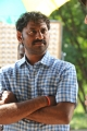 Director Srikanth Addala at SVSC Shooting Spot Stills