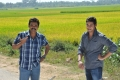 Venkatesh, Mahesh Babu at SVSC Shooting Spot Stills