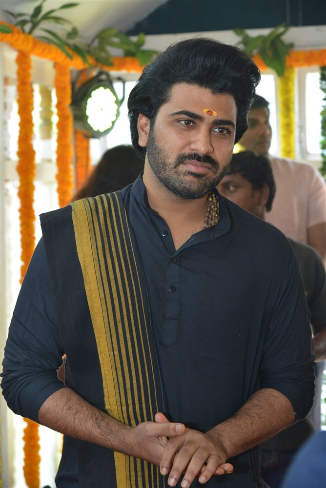 Sharwanand @ Swaasa Movie Opening Stills