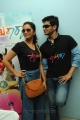 Swathi, Nikhil at Swamy Ra Ra Movie Success Meet Stills