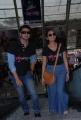 Nikhil, Swathi at Swamy Ra Ra Movie Success Meet Stills
