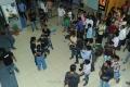 Swamy Ra Ra Movie Team Flash Mab at Prasads IMAX Photos