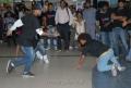 Swamy Ra Ra Movie Team Flash Mab in Prasad IMAX Photos