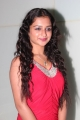 Actress Swarna Hot Photoshoot Stills in Red Dress