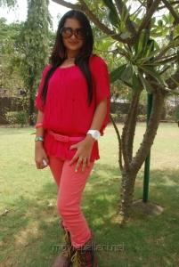 Swarna in Pink Dress Photo Shoot Pics