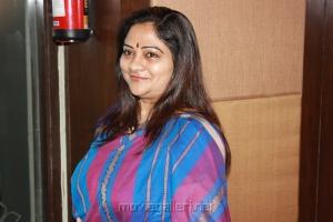 Singer S.Sowmya at Raj TV Tanishq Swarna Sangeetham Season 2 Press Meet Photos