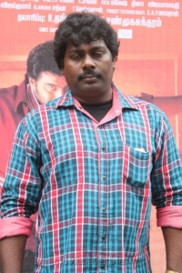 Director S.Vinoth at Swasame Movie Audio Launch Photos