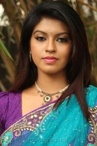 Actress Prathista at Swasame Movie Audio Launch Photos