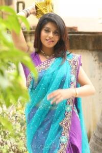 Actress Prathista at Swasame Movie Audio Launch Stills