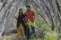 Sathya, Prathista in Swasame Tamil Movie Stills