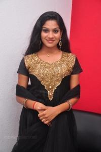 Tamil Actress Swasika Stills @ Maithanam Movie Audio Launch