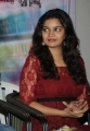 Gorgeous Colors Swathi in Red Dress at Swamy Ra Ra 50 Days Function