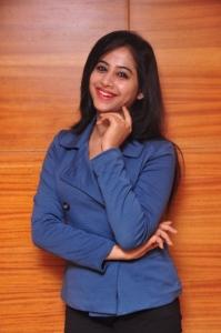 Swathi Dikshith Photos at Homeo Trends Logo Launch, Hyderabad