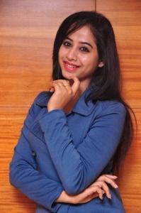Swathi Dikshit Photos at Homeo Trends Logo Launch, Hyderabad