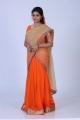 Actress Swathi in Langa Voni Stills from Tripura Movie