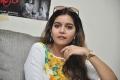 Actress Swathi Interview Stills about Tripura Movie