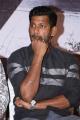 Actor Vishal @ Swathi Kolai Vazhakku First Look Launch Photos
