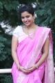 Swathi Promotes Tripura In A Traditional Banarasi Saree