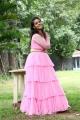 Tamil Actress Swathishta Photos @ Jada Movie Audio Launch
