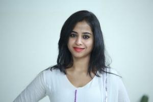 Telugu Actress Swati Dixit New Stills @ Black is Black Event Hyderabad