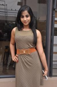 Swathi Deekshith Latest Stills @ Break Up Movie Press Meet