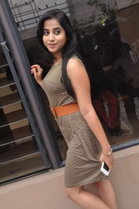 Actress Swati Dixit Stills @ Break Up Press Meet