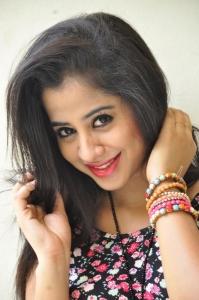 Actress Swati Dixit Photos @ Jump Jilani Press Meet