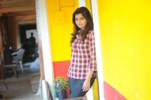 Actress Swati Reddy Cute Photos in Casual Shirt