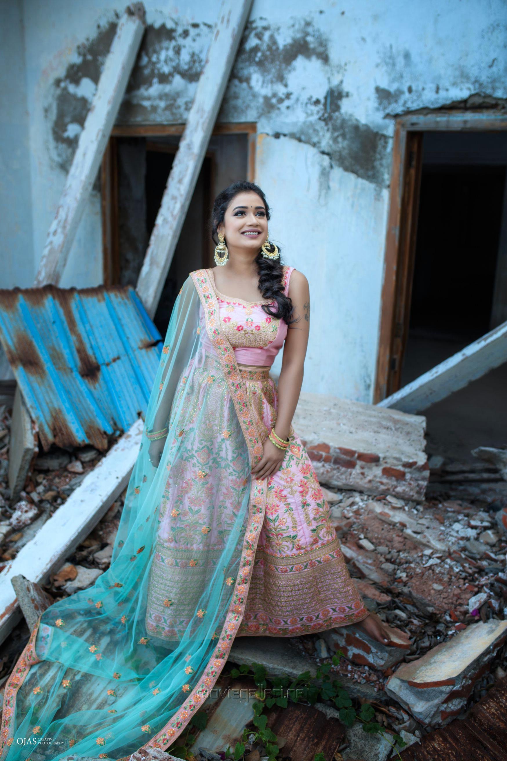 Actress Swayam Siddha Hot Photoshoot Stills