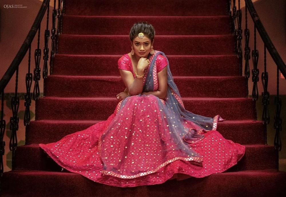 Tamil Actress Swayam Siddha Photoshoot Images