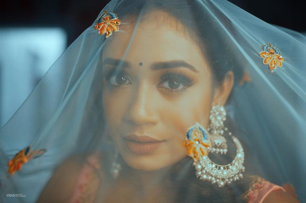 Actress Swayam Siddha in Saree Photoshoot Images