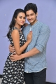 Anika Rao, Aditya Alluri @ Swayamvada Movie Teaser Launch Photos