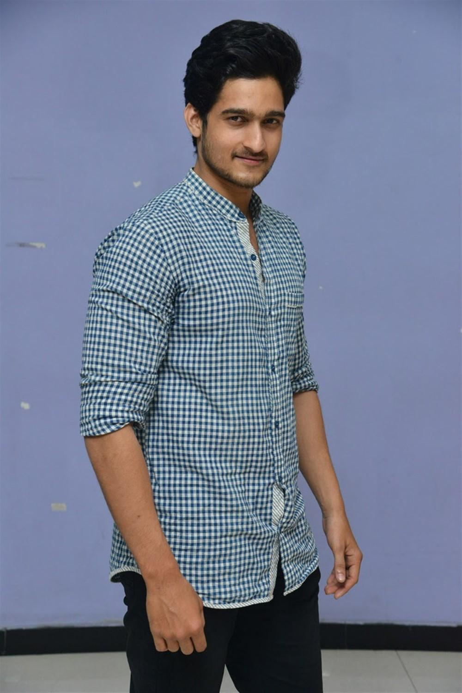 Actor Aditya Alluri @ Swayamvada Movie Teaser Launch Photos