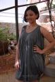 Actress Swetha Prasad Latest Hot Stills in Sleeveless Short Frock