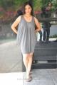Actress Swetha Basu in Sleeveless Short Frock Hot Stills