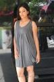 Actress Shweta Basu Prasad Hot Stills in Short Frock