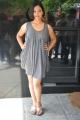 Actress Swetha Prasad Latest Hot Stills in Short Frock