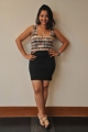 Swetha Basu Prasad Hot in Low Cut Dress Pictures