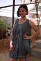 Swetha Basu Hot Pics in Sleeveless Frock