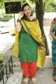 Beautiful Swetha Prasad in Churidar Stills