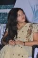 Swetha in Saree at Meeravudan Krishna Audio Launch