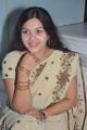 Tamil Actress Swetha Saree Stills