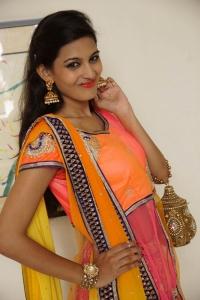 Swetha Jadhav New Pics @ Aura Exhibition Launch