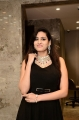 Model Swetha Jadhav Photos in Black Dress