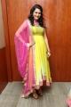Actress Swetha Jadhav Stills in Yellow Churidar