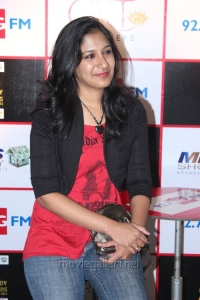 Swetha Mohan Playback Singer Photos